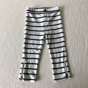 Old Navy Stripped Leggings Size 18-24 Month